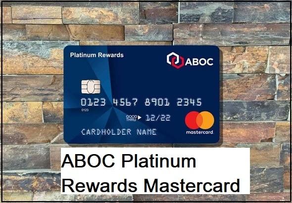 ABOC: Platinum Rewards Mastercard