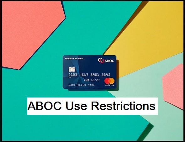 ABOC: Use Restrictions