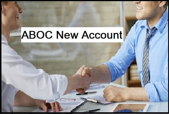 Procedures for Opening a New Account