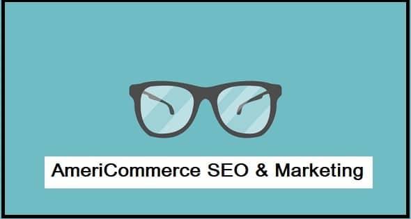 AmeriCommerce: SEO & Marketing