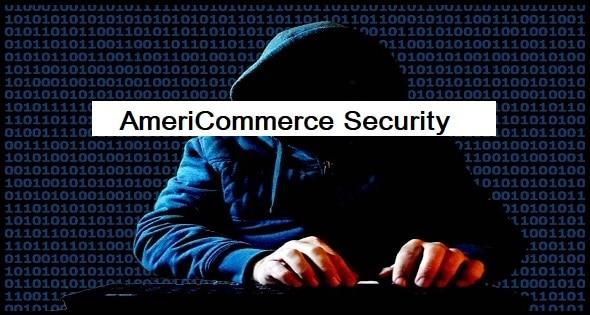AmeriCommerce: Security