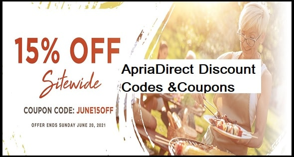ApriaDirect Discount Codes &Coupons