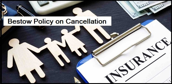 Policy on Cancellation