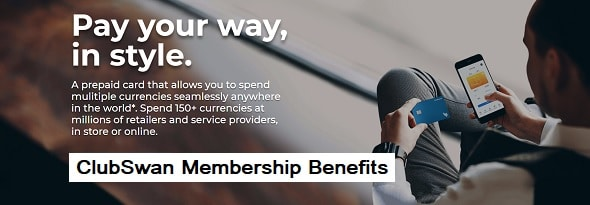 ClubSwan Membership: Benefits