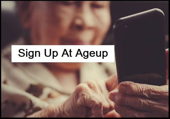 How To Sign Up At Ageup