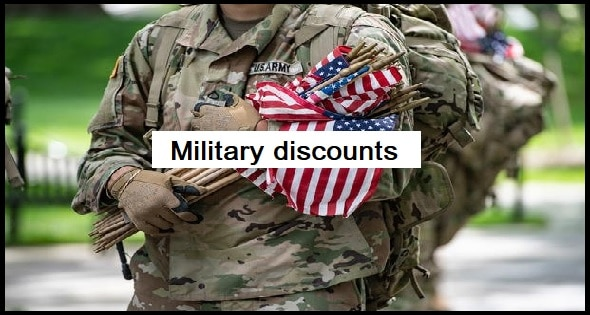Does ApiraDirect offer any military discounts or incentives?