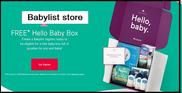 Procedure for returning a gift purchased from the Babylist store