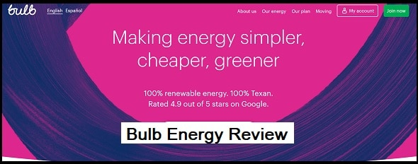 Bulb Energy Review