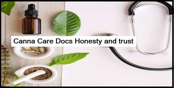Honesty and trust