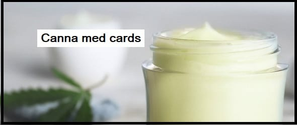 Canna med cards
