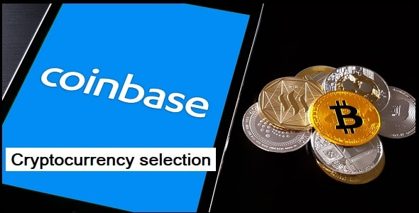 Cryptocurrency selection