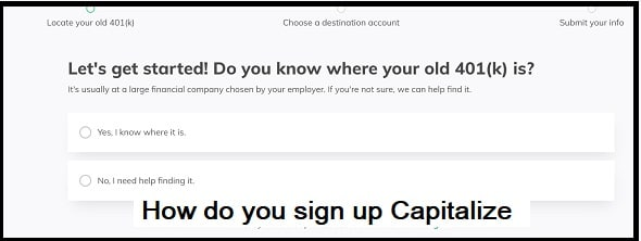 How do you sign up?