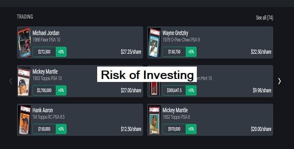 Risk of Investing