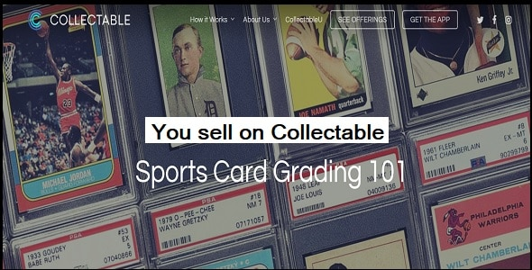 What kind of sports memorabilia can you sell on Collectable