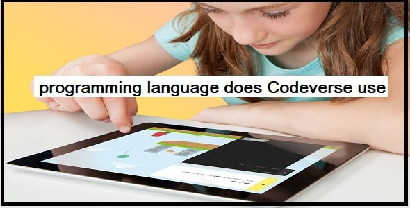 What programming language does Codeverse use