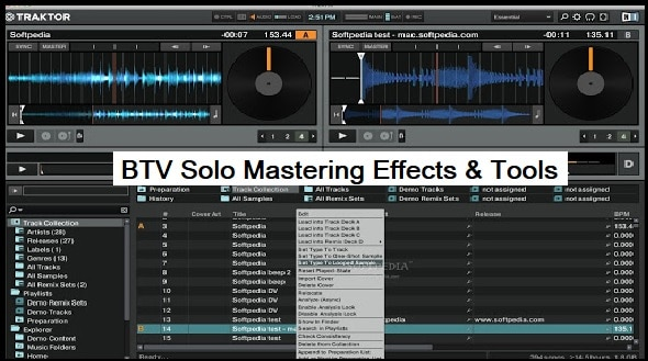 Mastering Effects & Tools