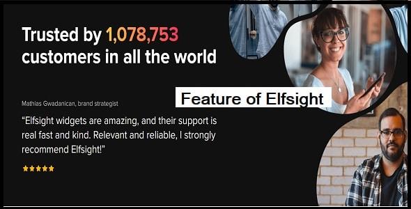 Feature of Elfsight