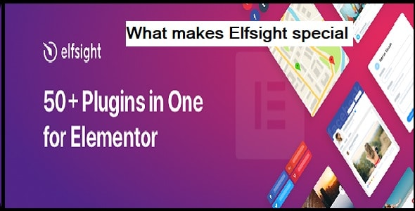 What makes Elfsight special