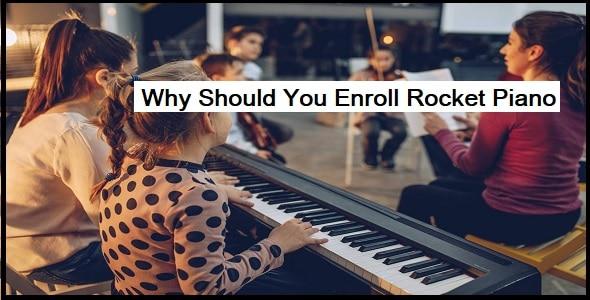 Why Should You Enroll